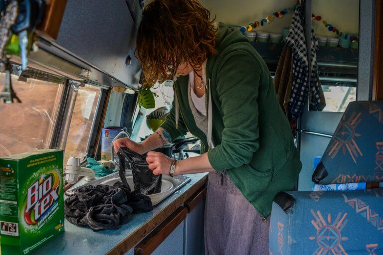 VANLIFE | Having a household on the road