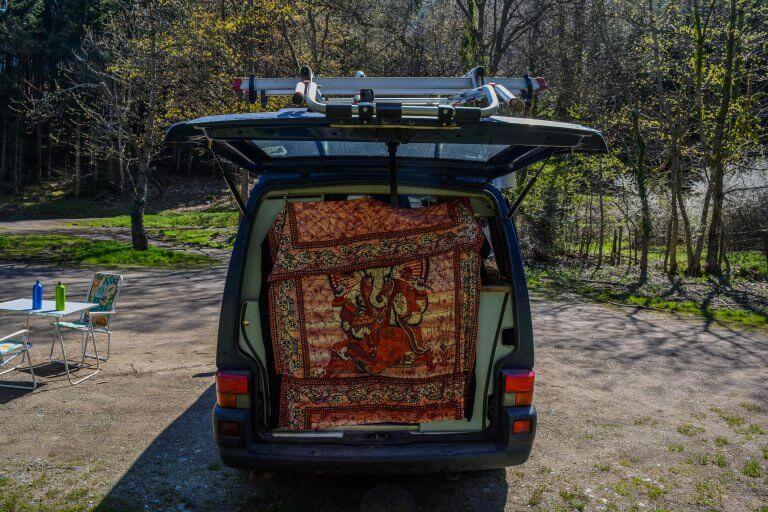 VANLIFE | Packing list for 3 months